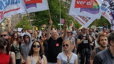 Demo Bündnis nazifrei
