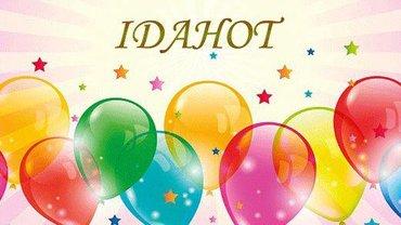 Titel IDAHOT mit Luftballons