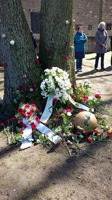 Gedenken in Ravensbrück
