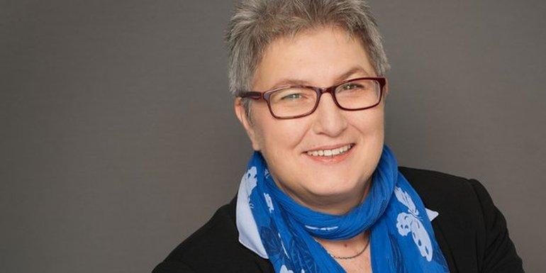 Porträt von Elke Hannack