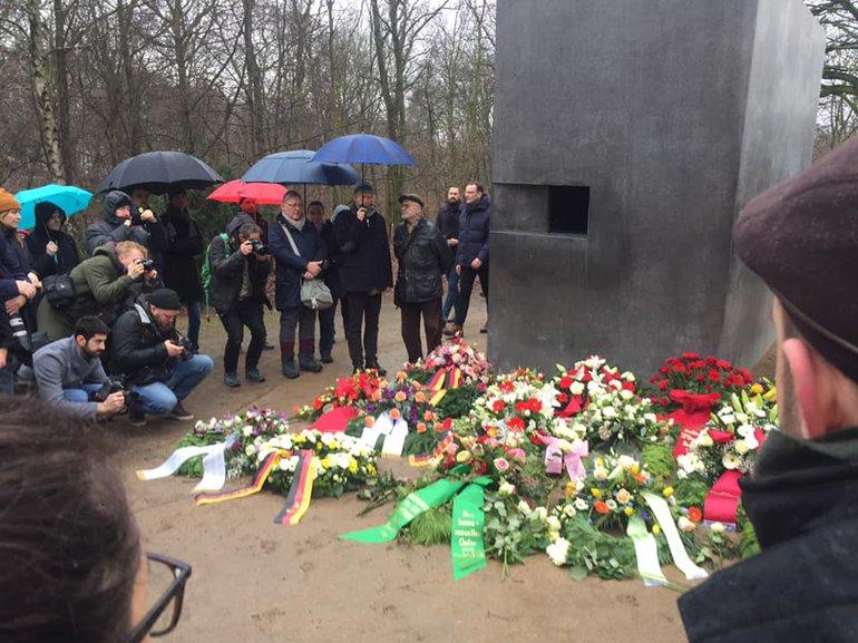 Tag des Gedenkens an die Opfer des Nationalsozialismus 2