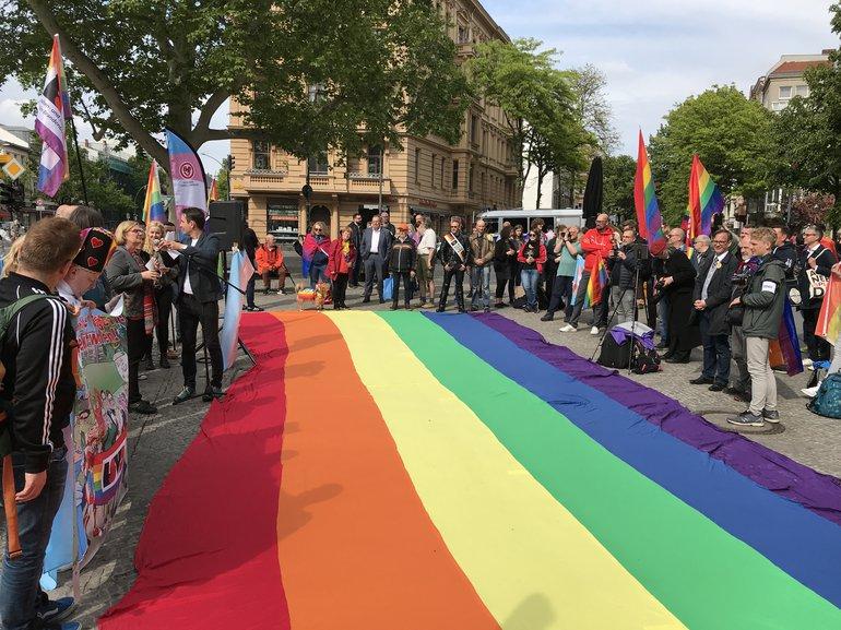 IDAHOT 2019 in Berlin 1