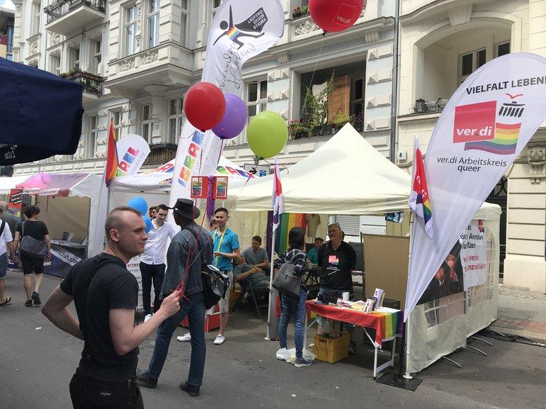 Lesbisch-schwules Stadtfest Berlin 2019
