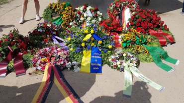Gedenken an die unter der Nazidiktatur ermordeten und verfolgten Homosexuellen